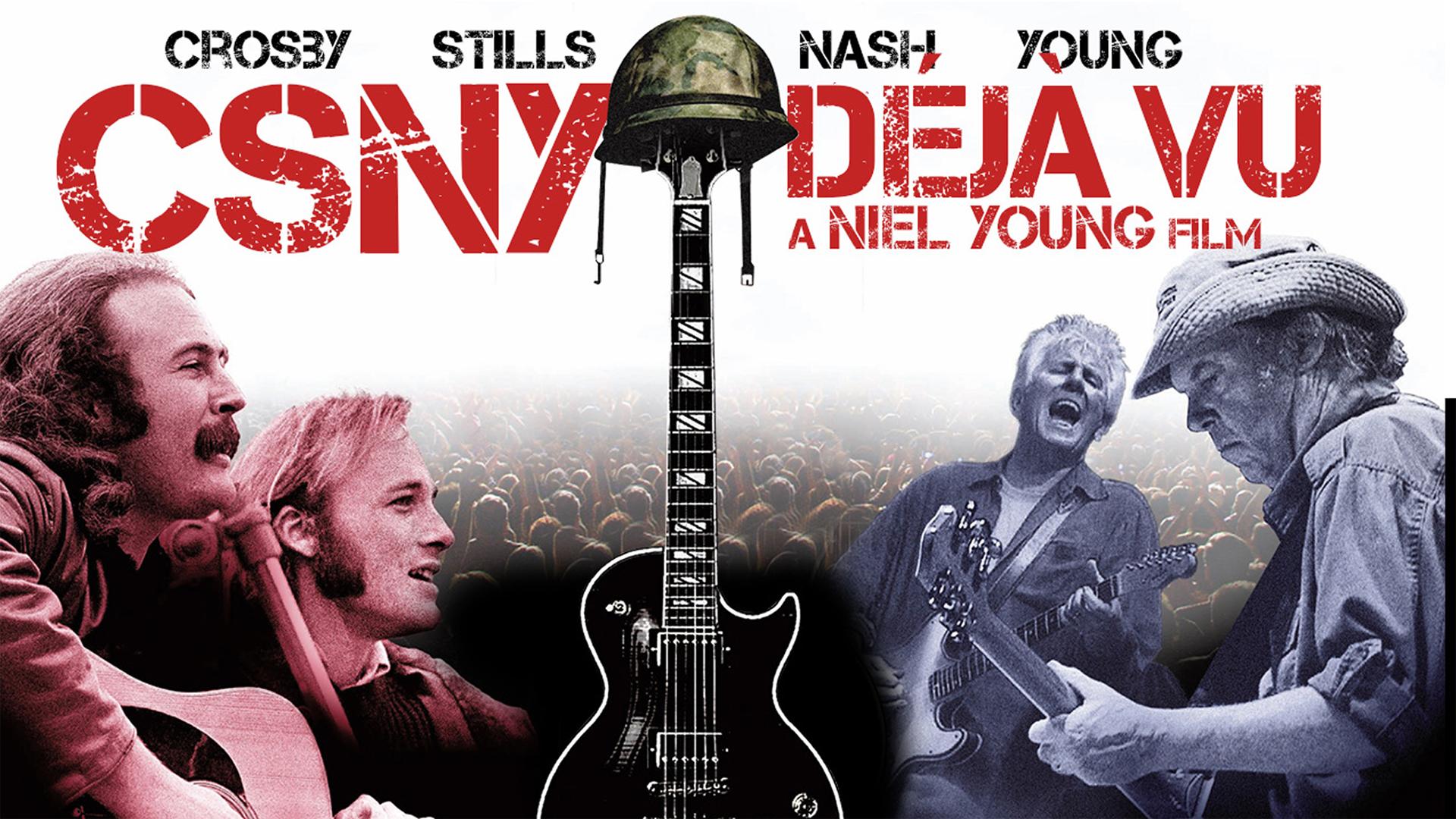 CSNY Deja Vu on Amazon Prime Video UK