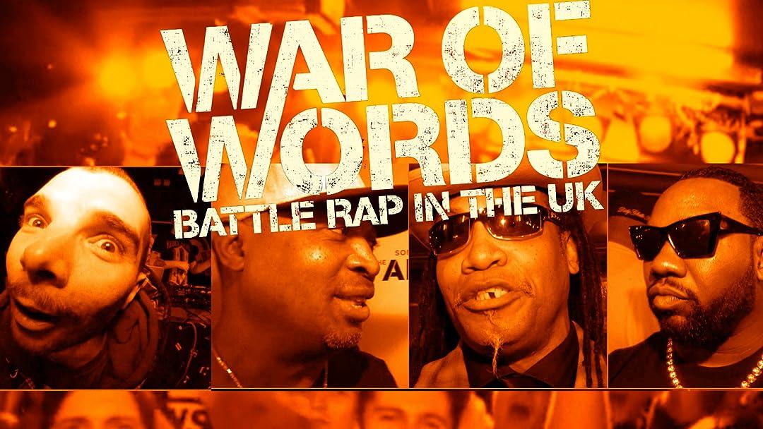 War of Words - Battle Rap in the UK on Amazon Prime Video UK