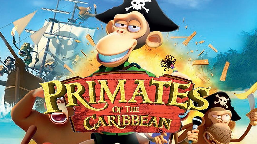 Primates of the Caribbean on Amazon Prime Video UK