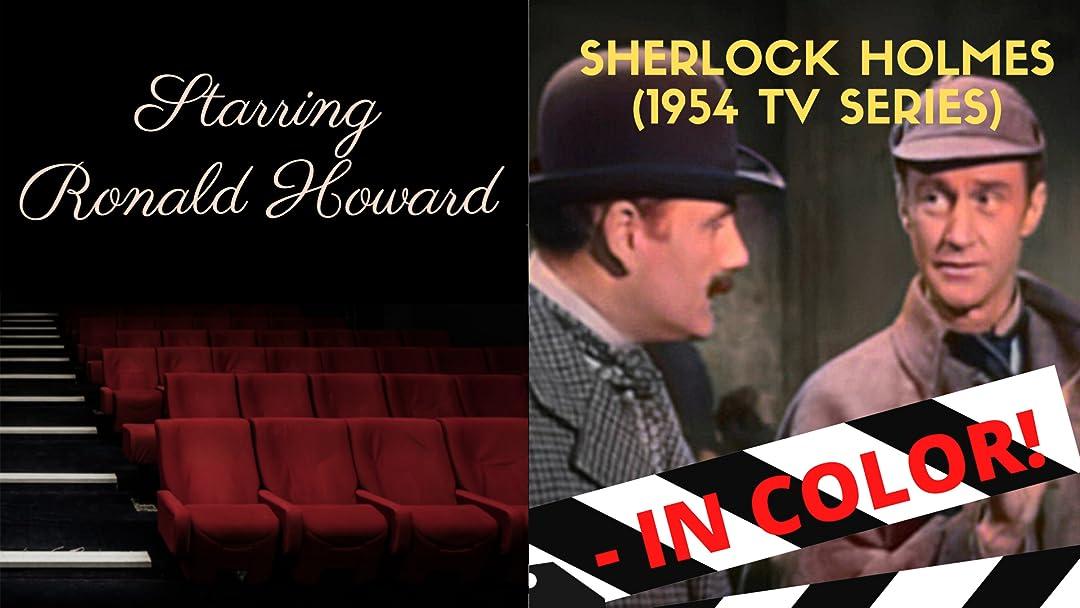 Sherlock Holmes - (1954 TV series) In Color! on Amazon Prime Video UK