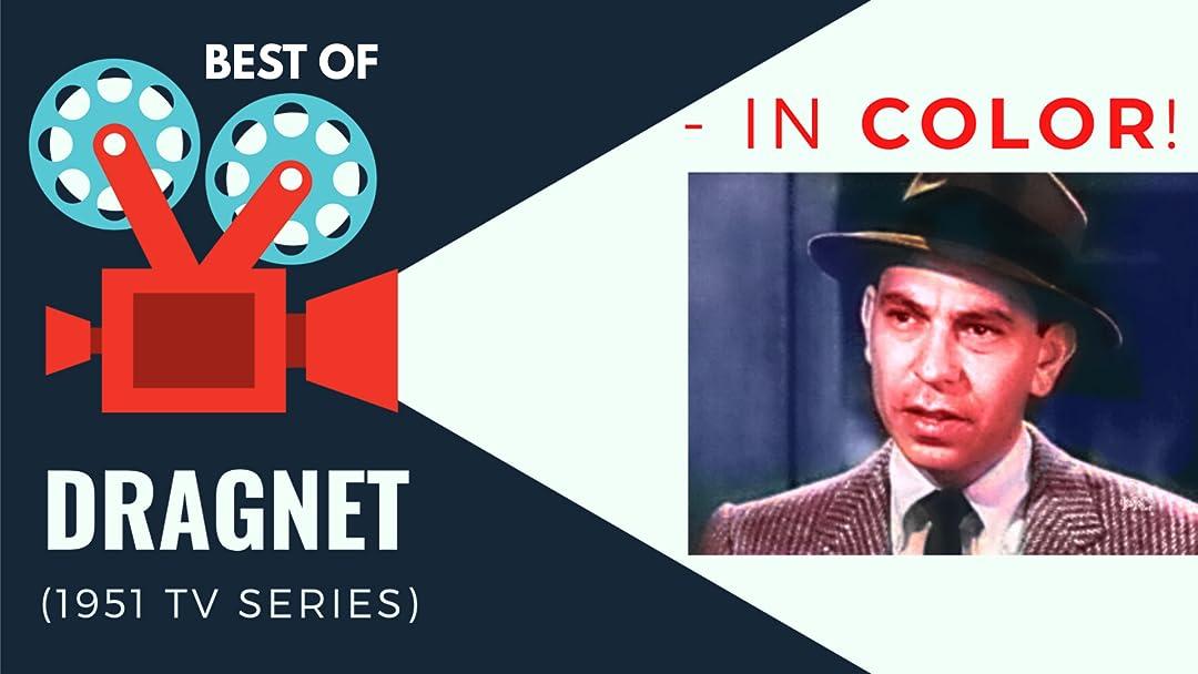 Best of Dragnet (1951 TV series) - In Color! - Season 1