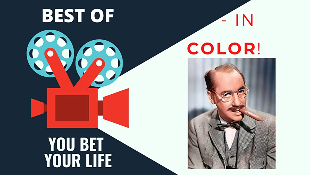 Best Of You Bet Your Life - In Color! - Season 1