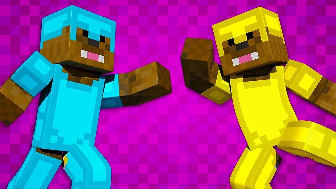 Clip: Mine Block: Dinos - Season 3
