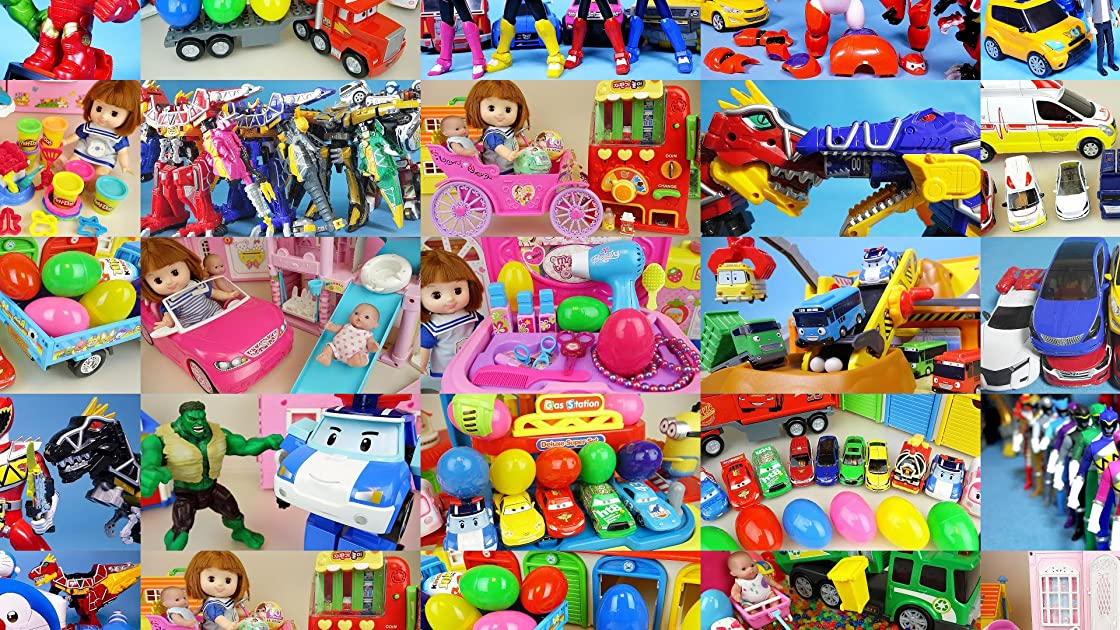 Clip: Let's Play with ToyPuddingTV - Season 9