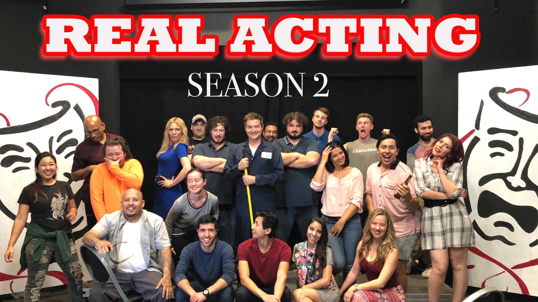 Real Acting Season 2 on Amazon Prime Video UK