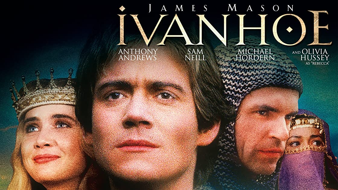 Ivanhoe on Amazon Prime Instant Video UK