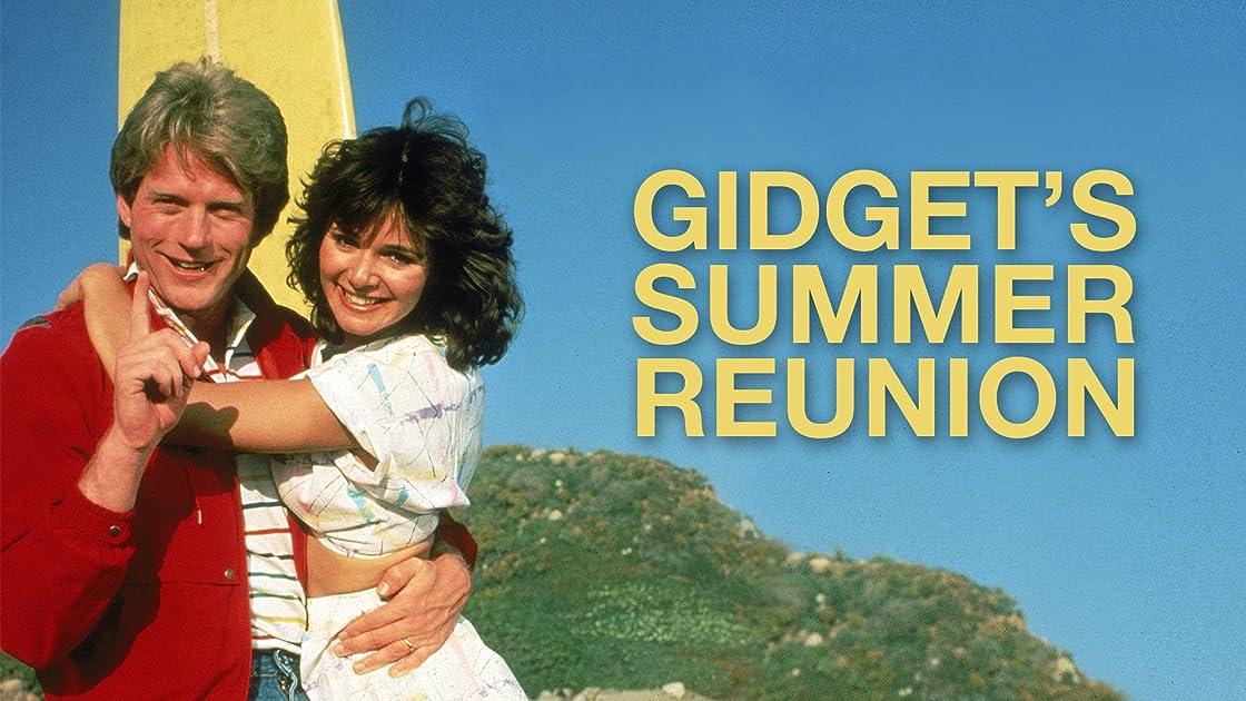 Gidget's Summer Reunion on Amazon Prime Instant Video UK
