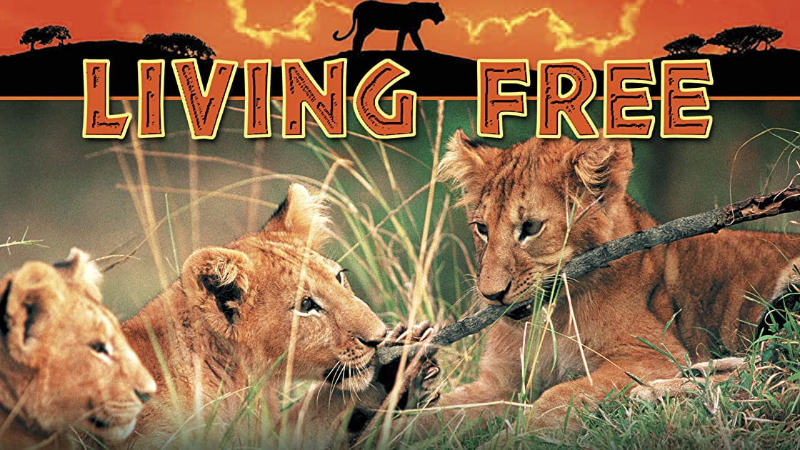Living Free on Amazon Prime Instant Video UK