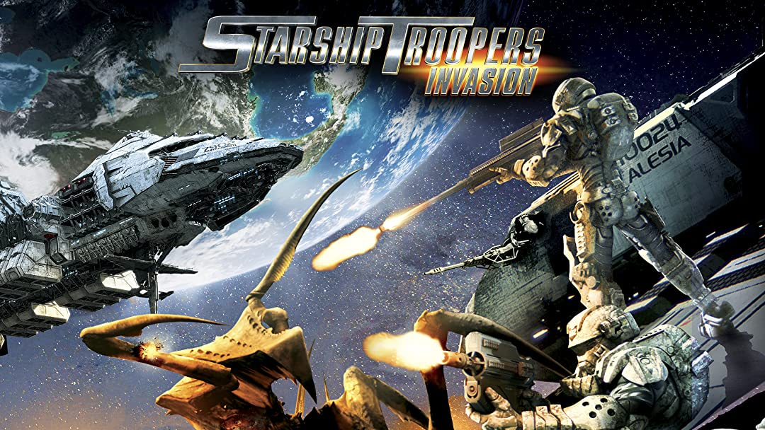 Starship Troopers: Invasion (2012) BluRay Dual Audio [Hindi DD2.0-English 5.1] 480p, 720p & 1080p HD ESub