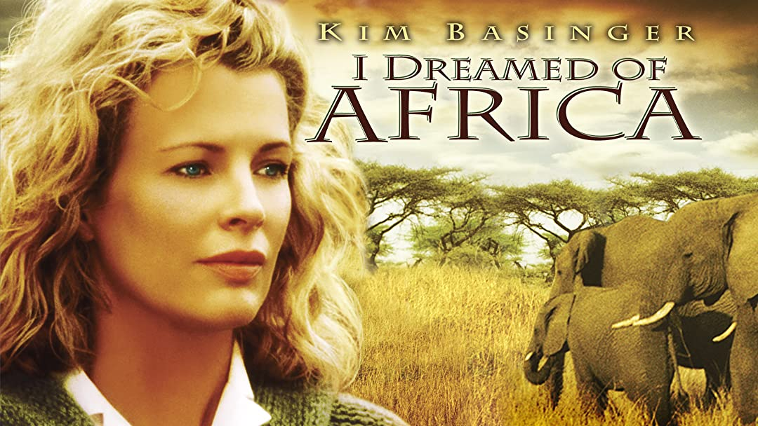 I Dreamed of Africa on Amazon Prime Video UK