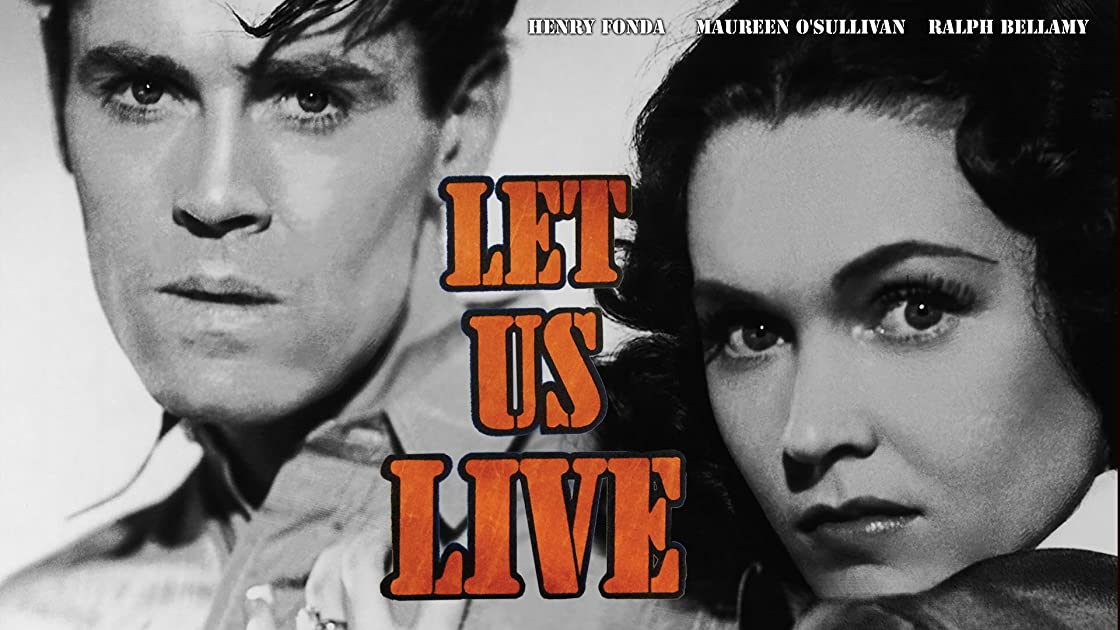 Let Us Live on Amazon Prime Instant Video UK