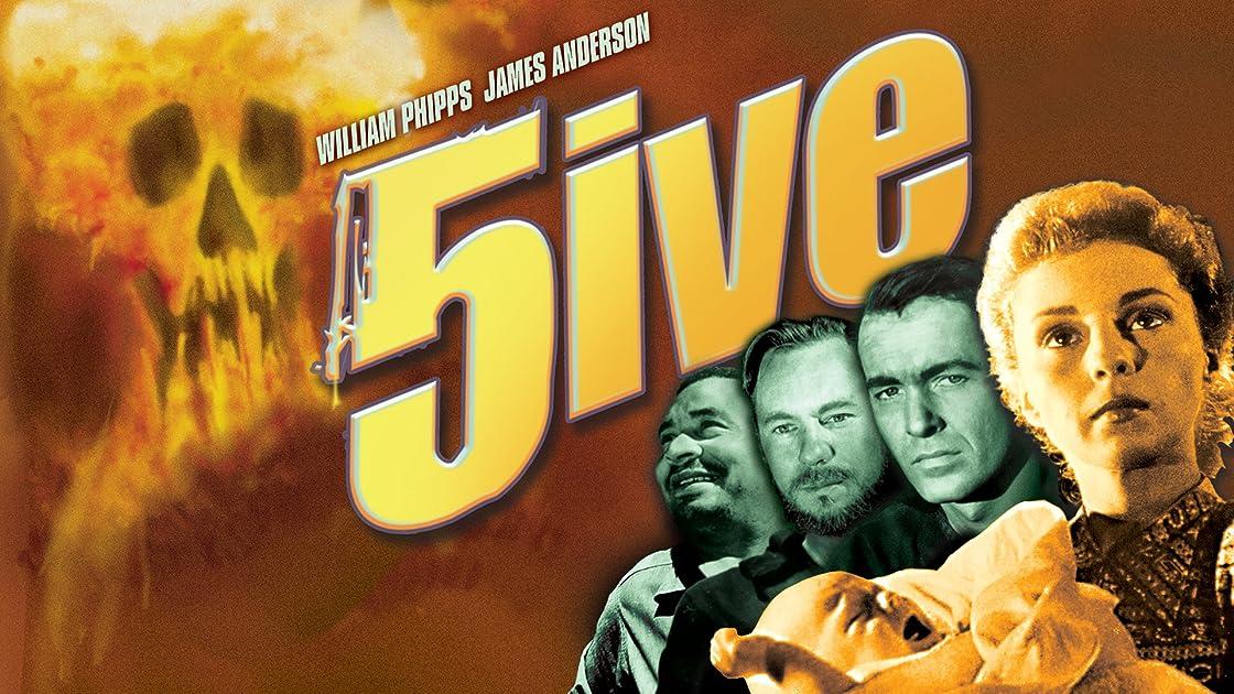 Five on Amazon Prime Instant Video UK