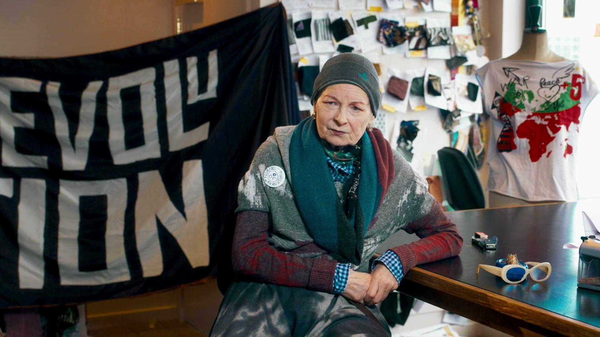 Westwood: Punk, Icon, Activist on Amazon Prime Video UK