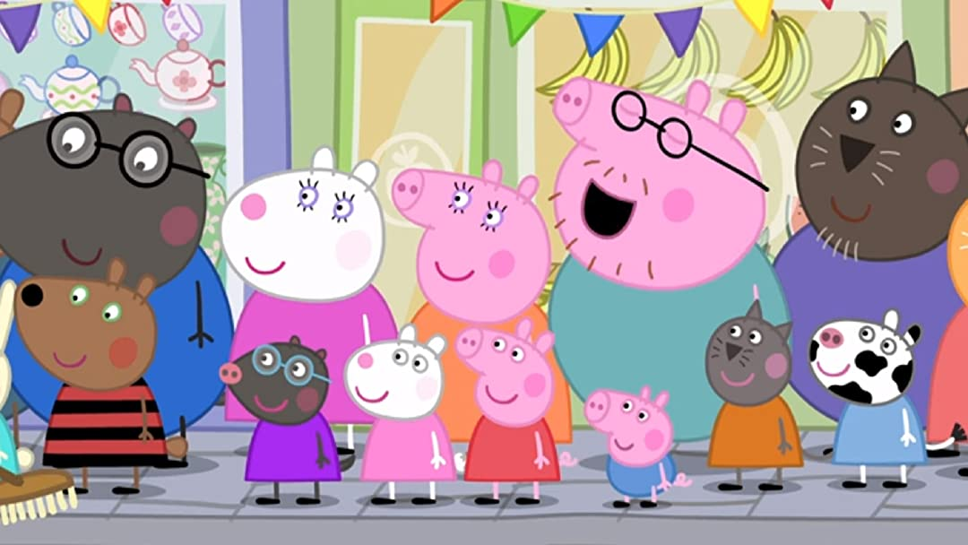 Watch Peppa Pig The Carnival Prime Video