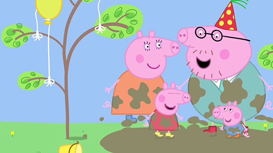 Peppa Pig - Volume 4 : Watch online now with Amazon Instant Video: Neville  Astley: Amazon.co.uk