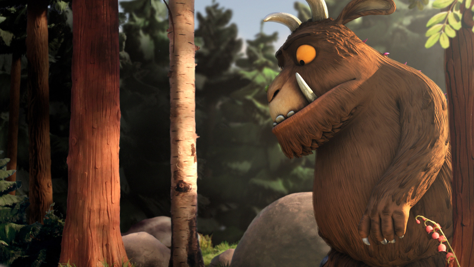 The Gruffalo on Amazon Prime Video UK