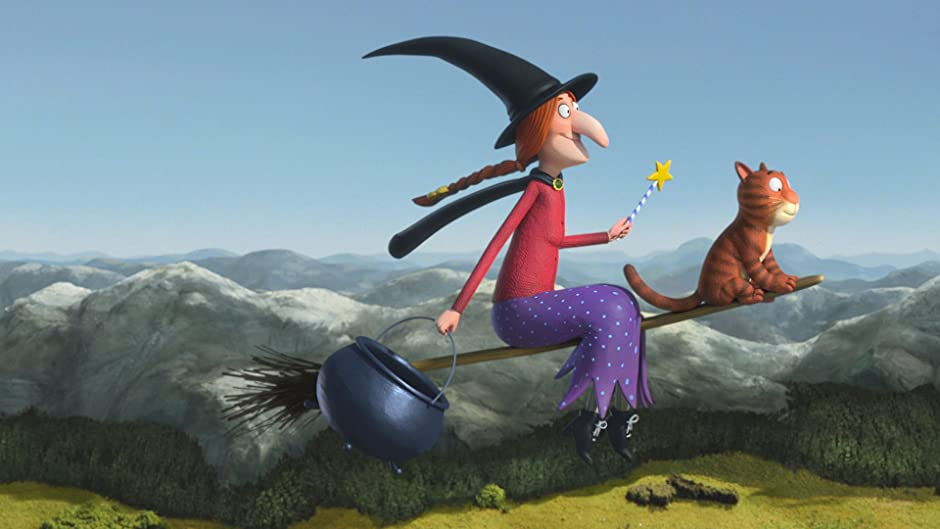 Room on the Broom : Watch online now with Amazon Instant Video ...