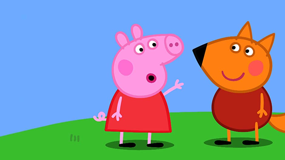 Peppa Pig Pancakes S01E29 Cartoon Episodes HD