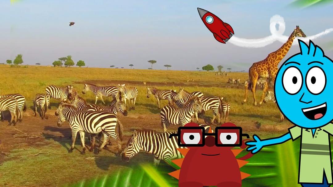 Nick Nature - Animal Show for Kids on Amazon Prime Video UK