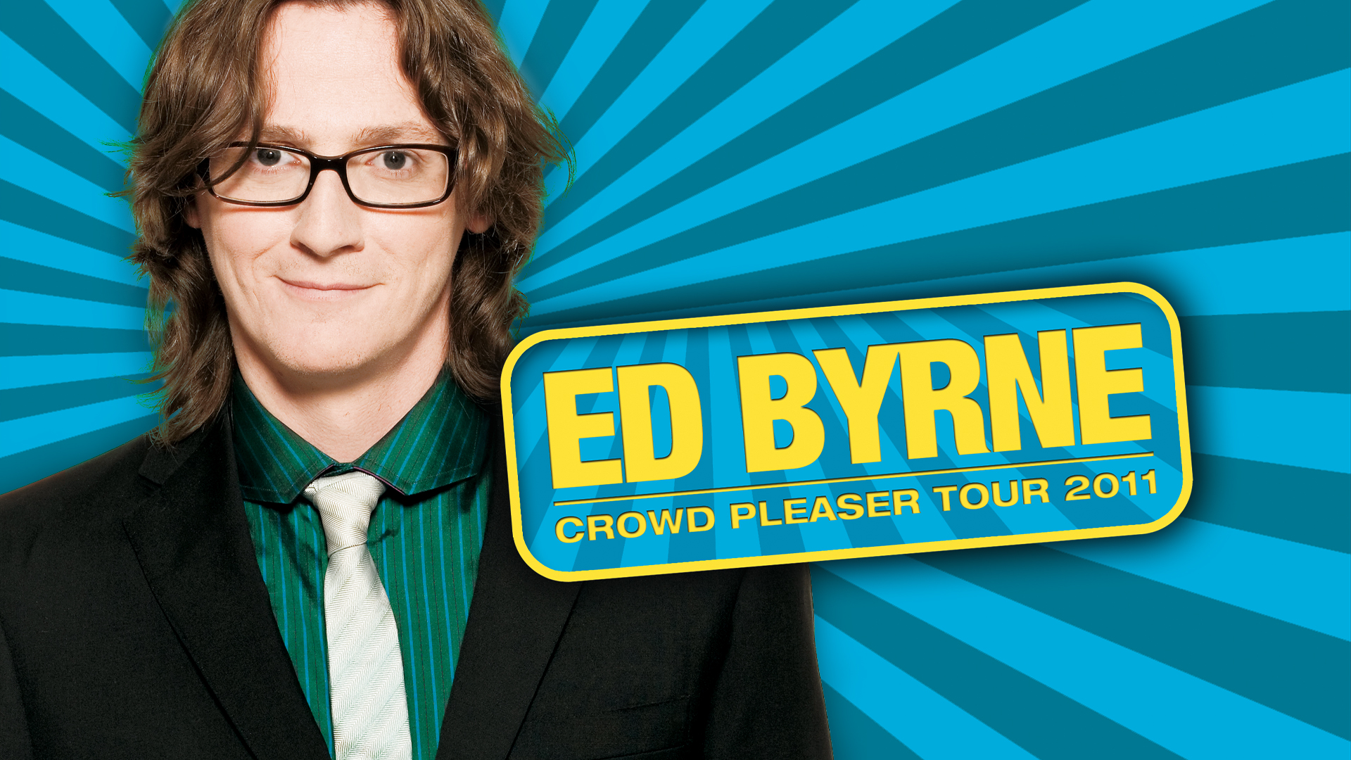 Ed Byrne Crowd Pleaser