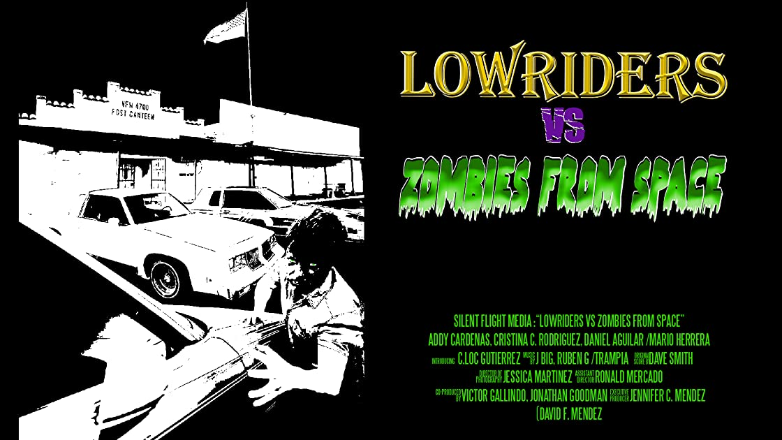 Lowriders vs Zombies from Space on Amazon Prime Instant Video UK