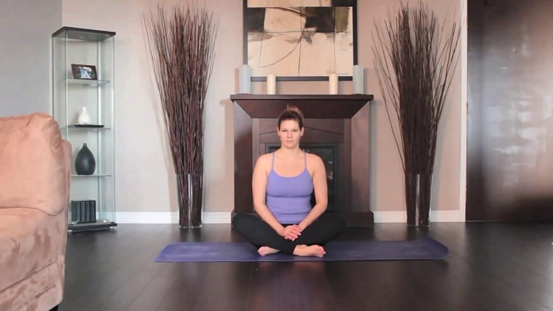 Hatha Yoga Part 11