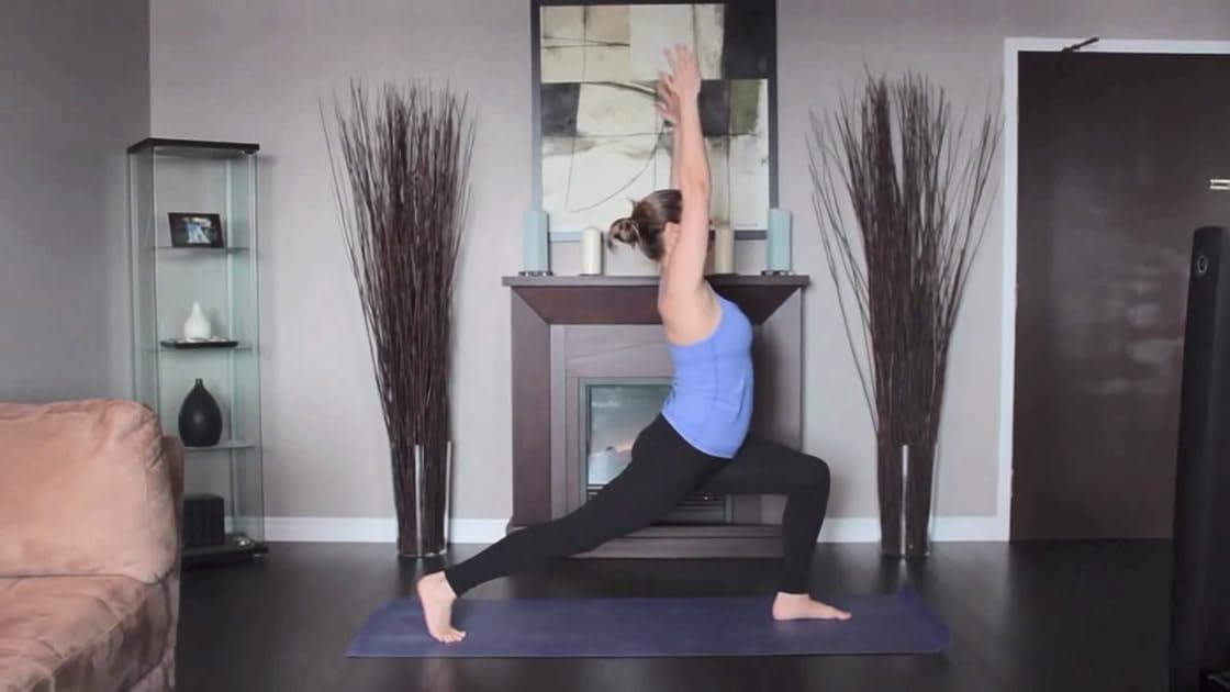Hatha Yoga Part 4