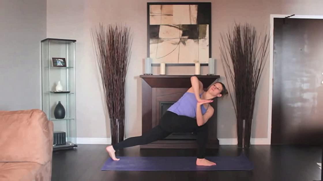 Hatha Yoga Part 8