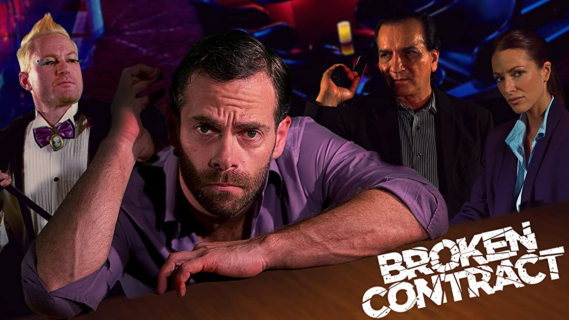 Broken Contract on Amazon Prime Instant Video UK