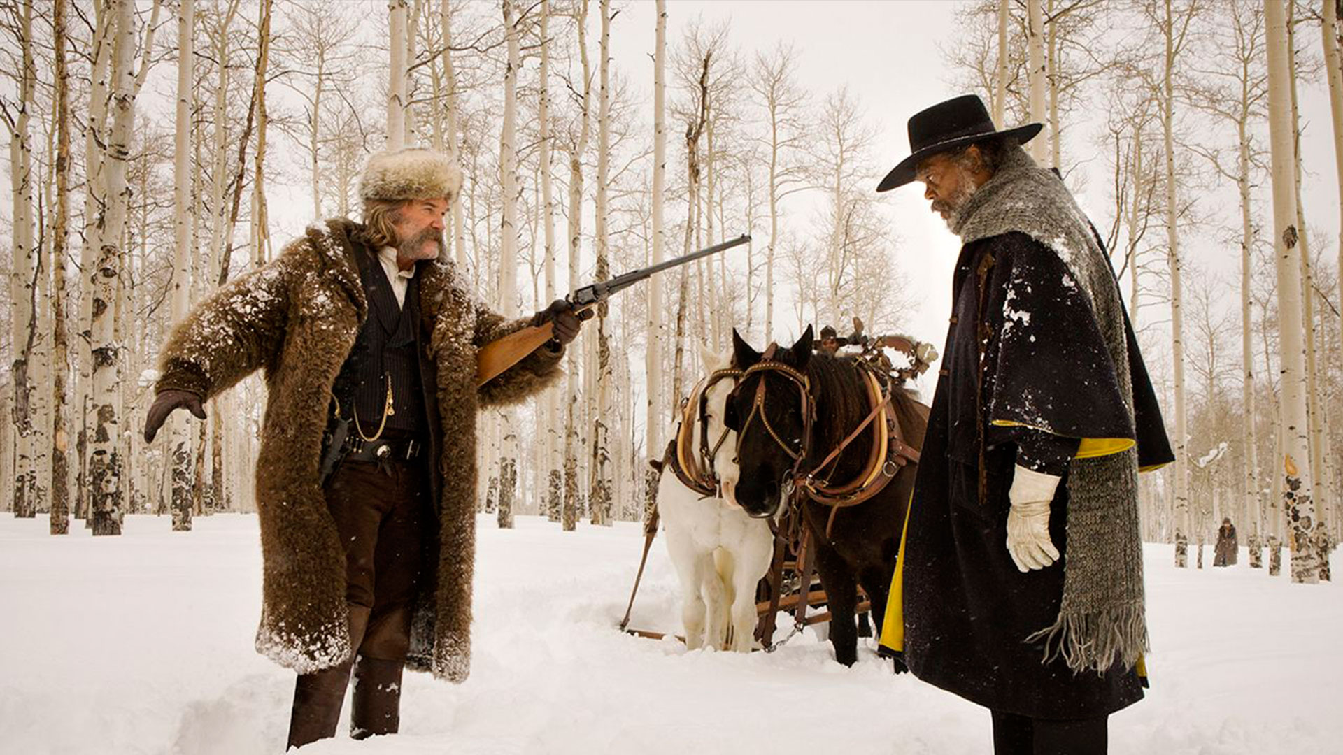 The Hateful Eight on Amazon Prime Video UK
