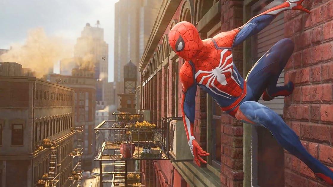 Clip: Spider-Man Video Game Playthrough with Brian Saviano! - Season 1