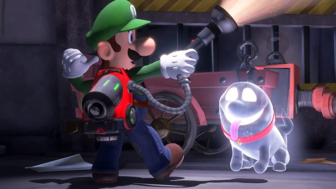 Clip: Luigi's Mansion 3 with Bricks 'O' Brian! - Season 1