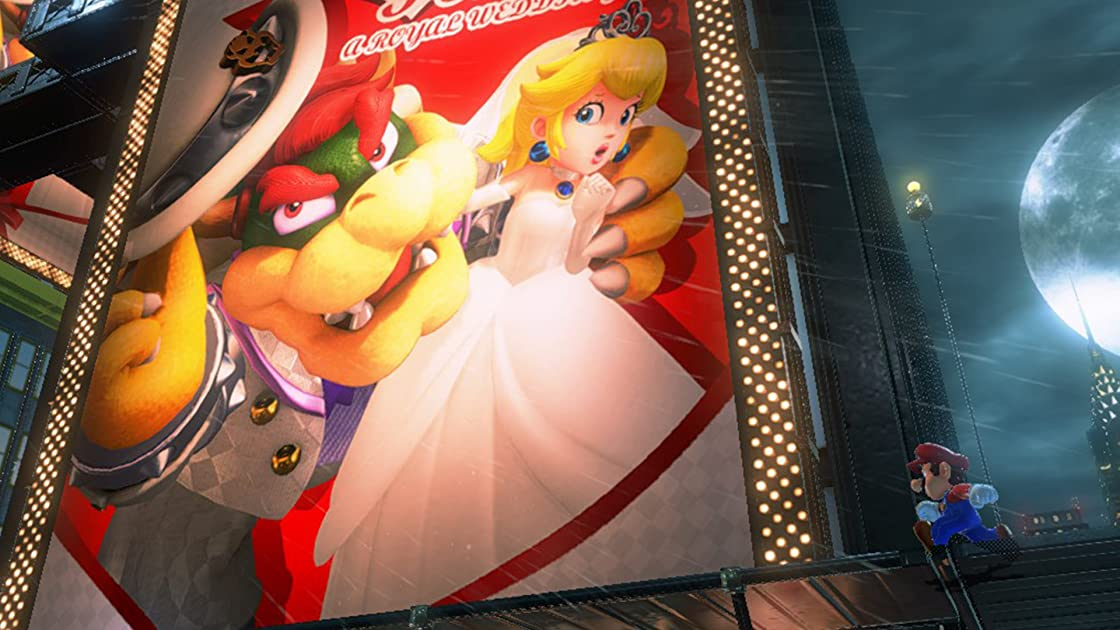 Clip: Super Mario Odyssey with Bricks 'O' Brian!