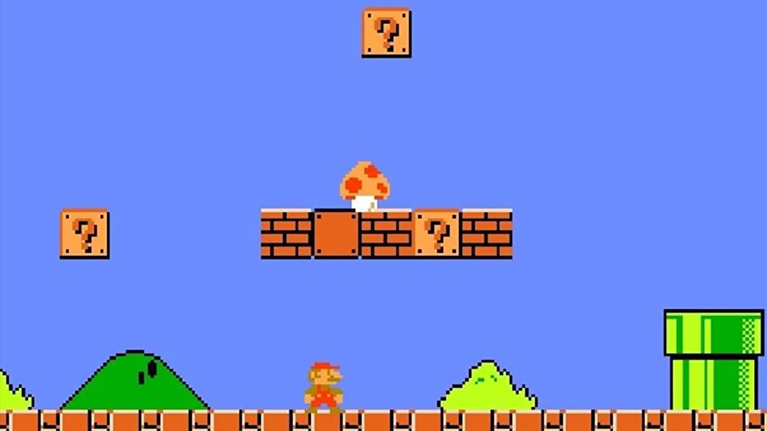 Clip: Super Mario Bros. Playthrough with Bricks 'O' Brian!
