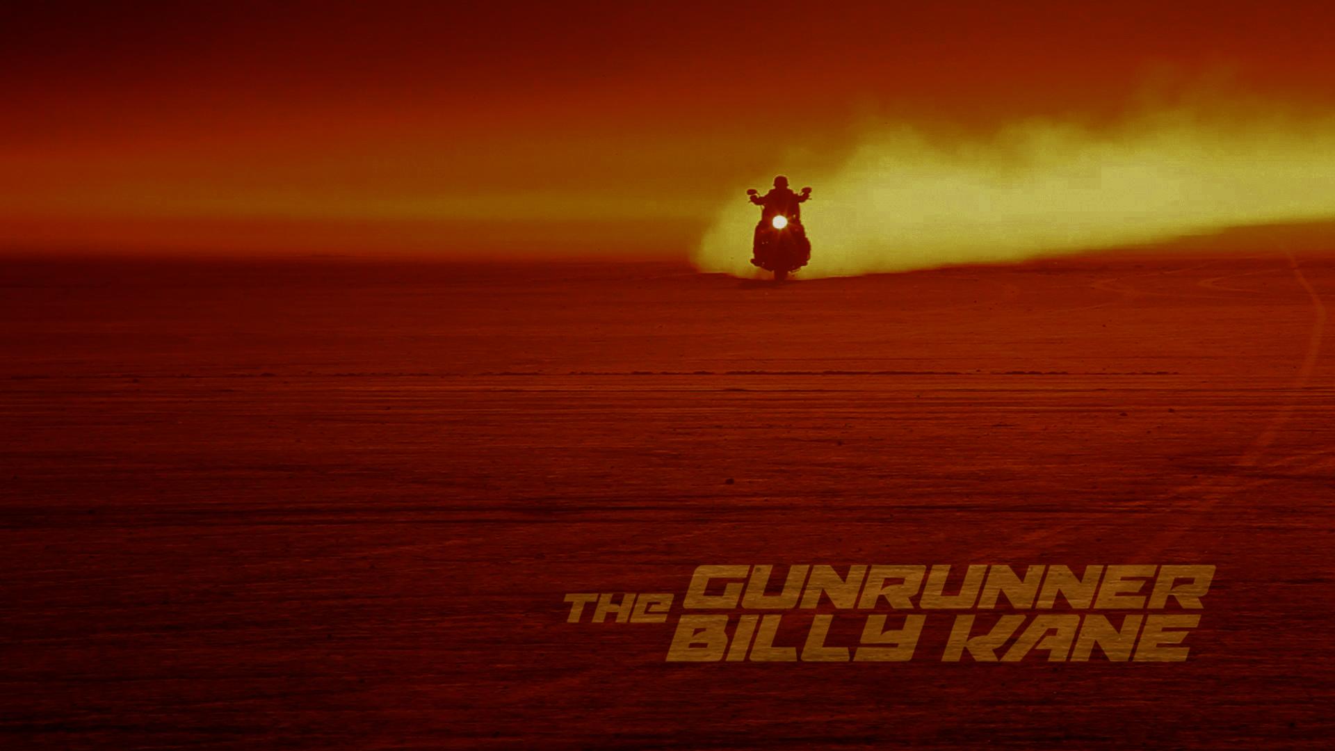 The Gunrunner Billy Kane on Amazon Prime Instant Video UK