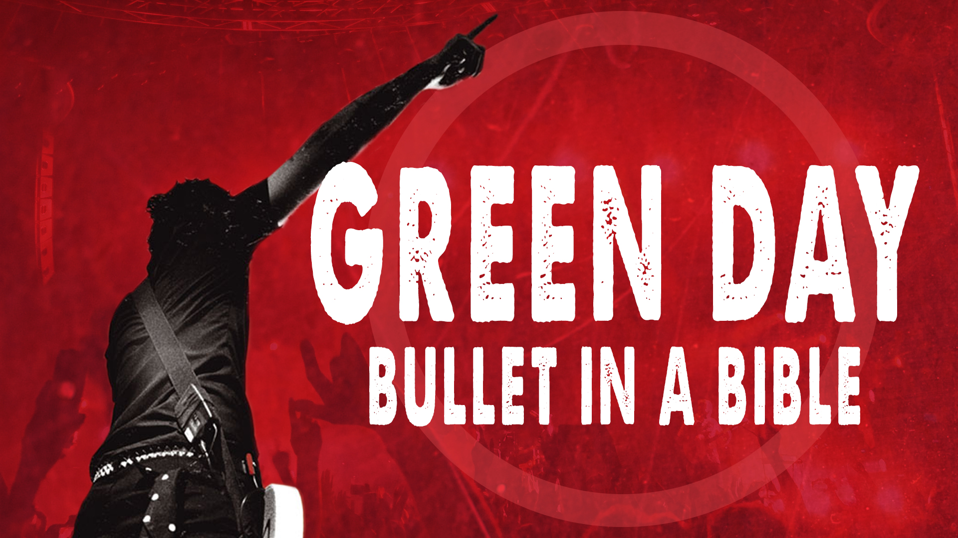 Green Day Bullet In A Bible on Amazon Prime Video UK