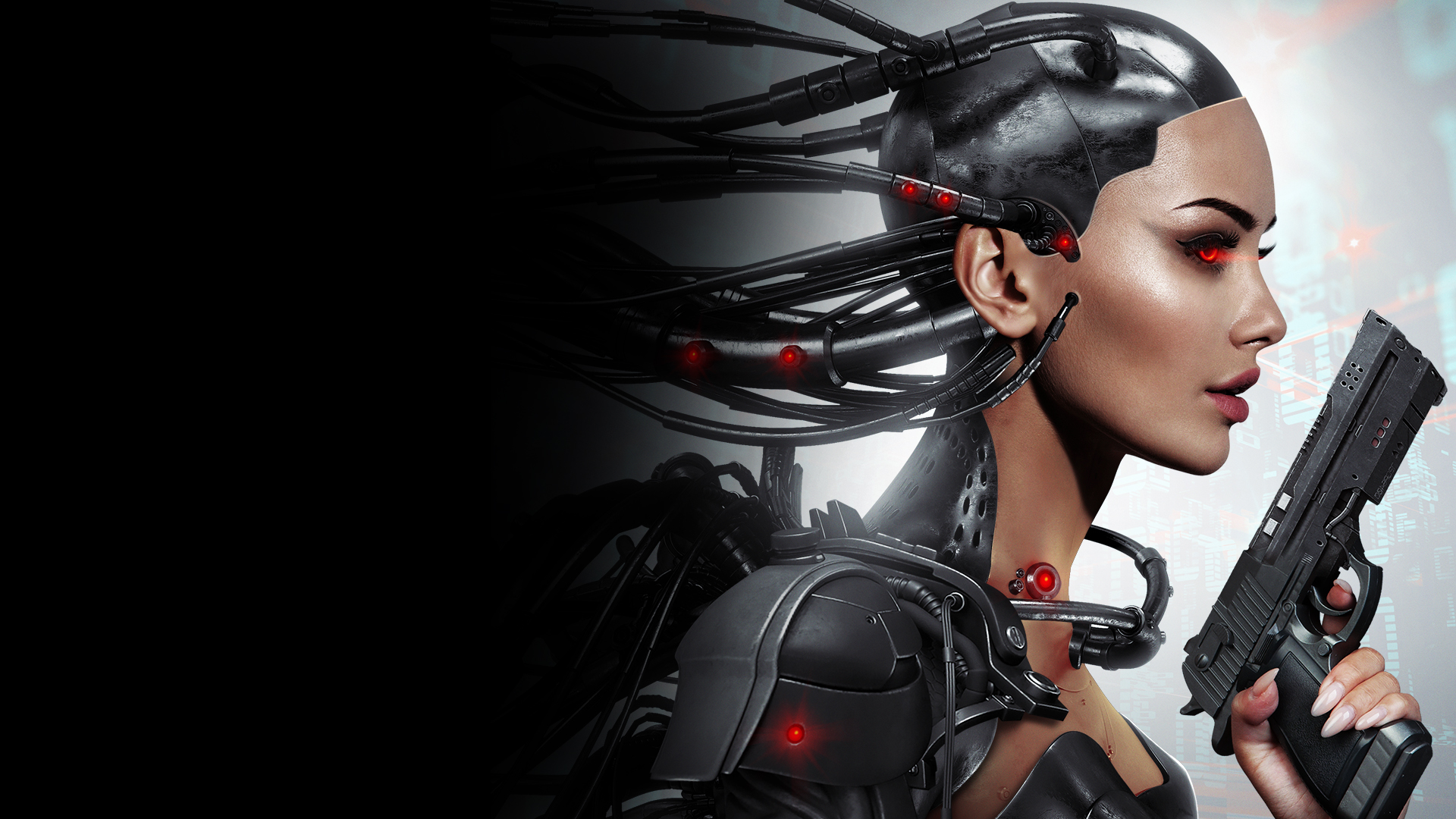 Robowoman on Amazon Prime Instant Video UK