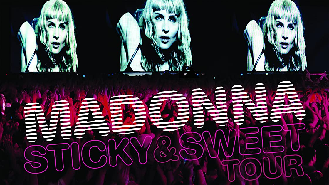 Madonna: Sticky & Sweet Tour