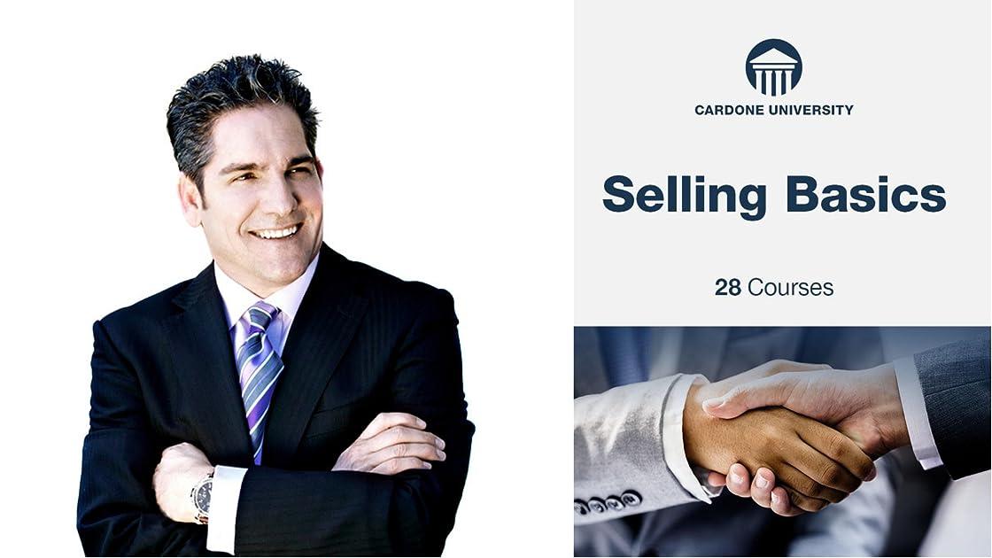 Selling Basics Course - Cardone University on Amazon Prime Instant Video UK