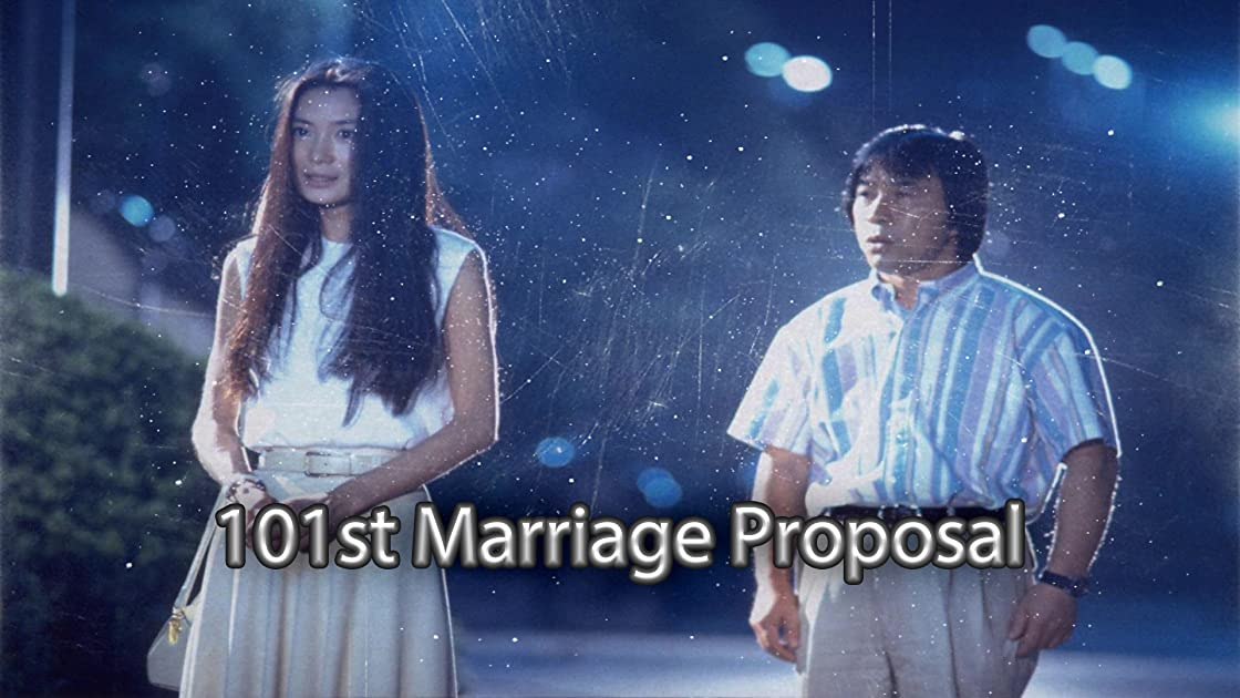 101st Marriage Proposal on Amazon Prime Instant Video UK