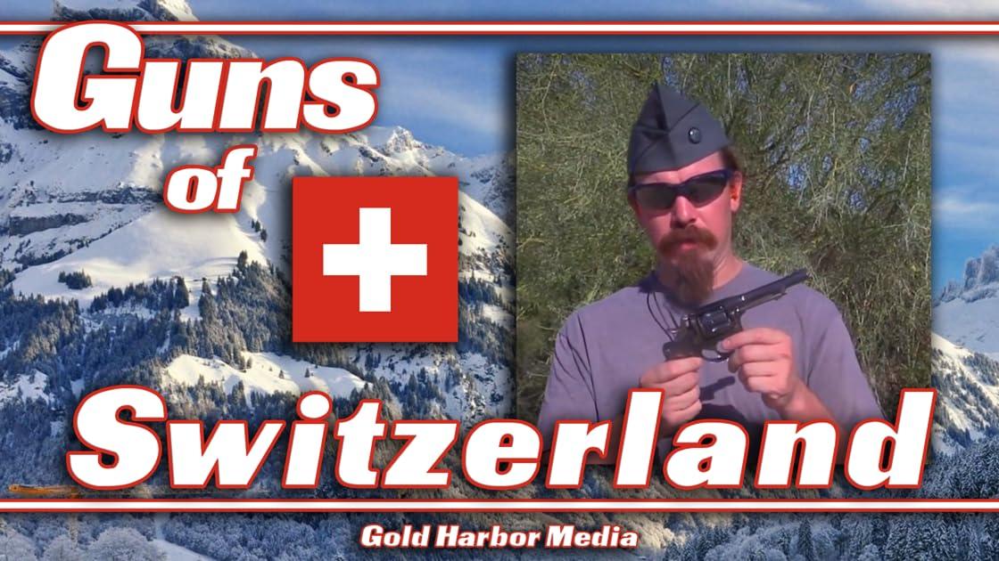 Guns of Switzerland on Amazon Prime Instant Video UK