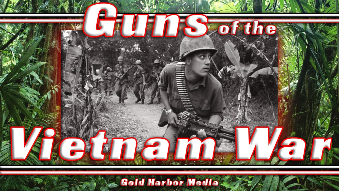 Guns of the Vietnam War on Amazon Prime Instant Video UK