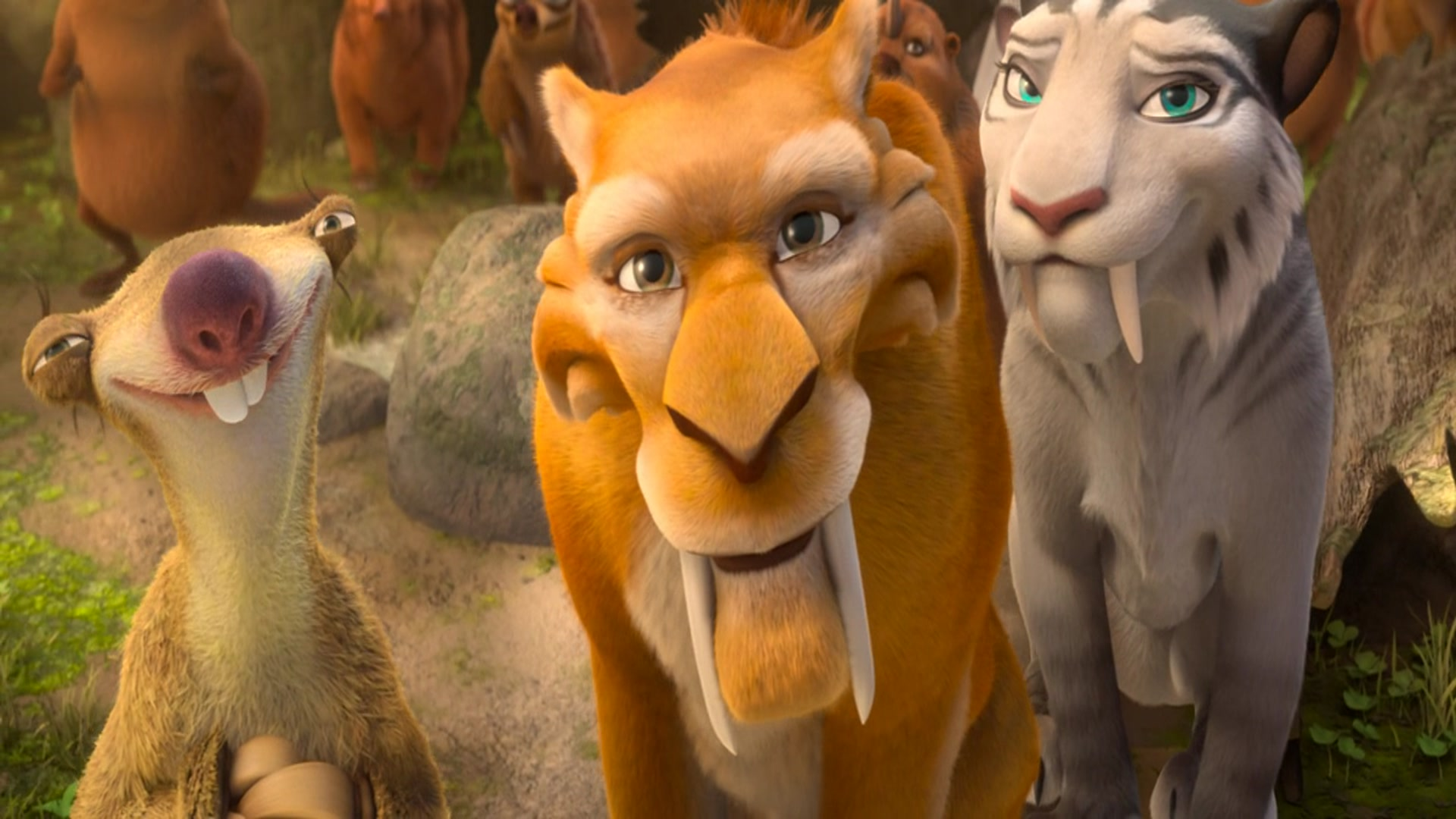 Watch Ice Age Collision Course Prime Video