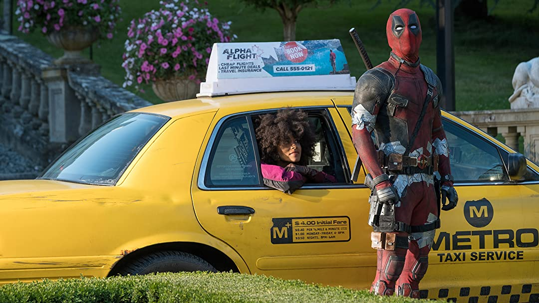 where to watch deadpool 2