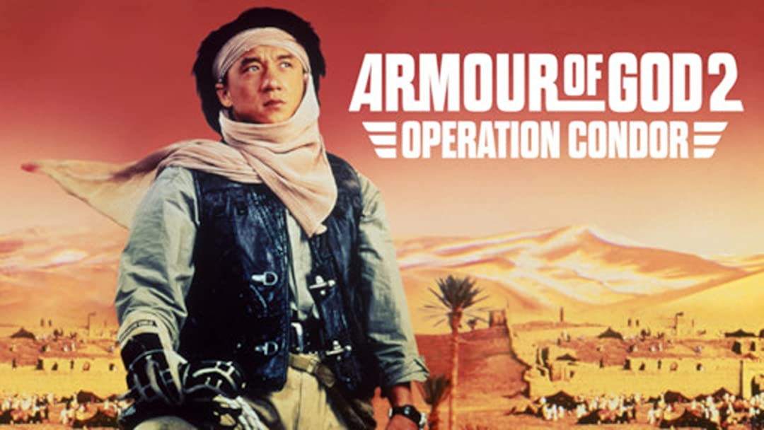 Armour of God 2: Operation Condor on Amazon Prime Video UK