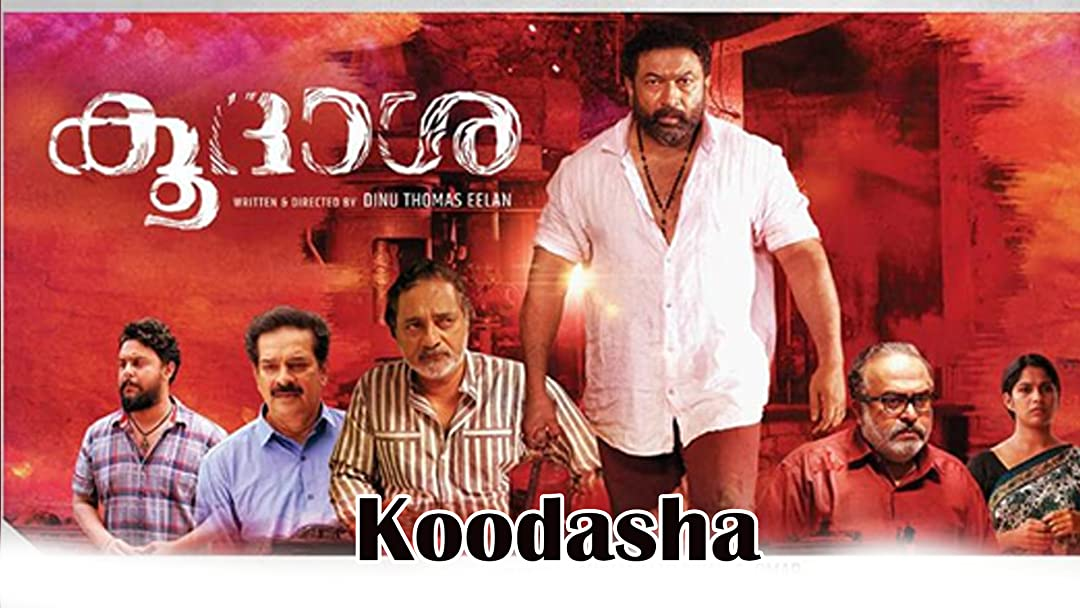 Koodasha on Amazon Prime Video UK