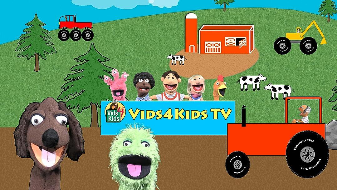 Farm Animals For Kids on Amazon Prime Video UK