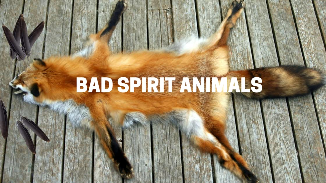 Clip: Bad Spirit Animals - Season 1