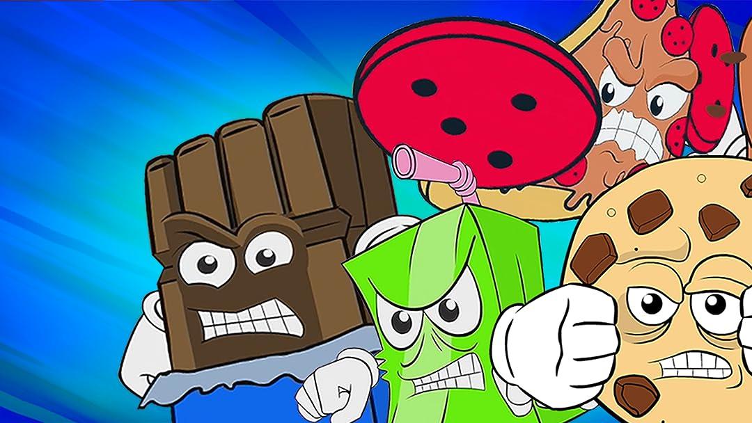 Battle Bites Kids Cartoon Show on Amazon Prime Instant Video UK