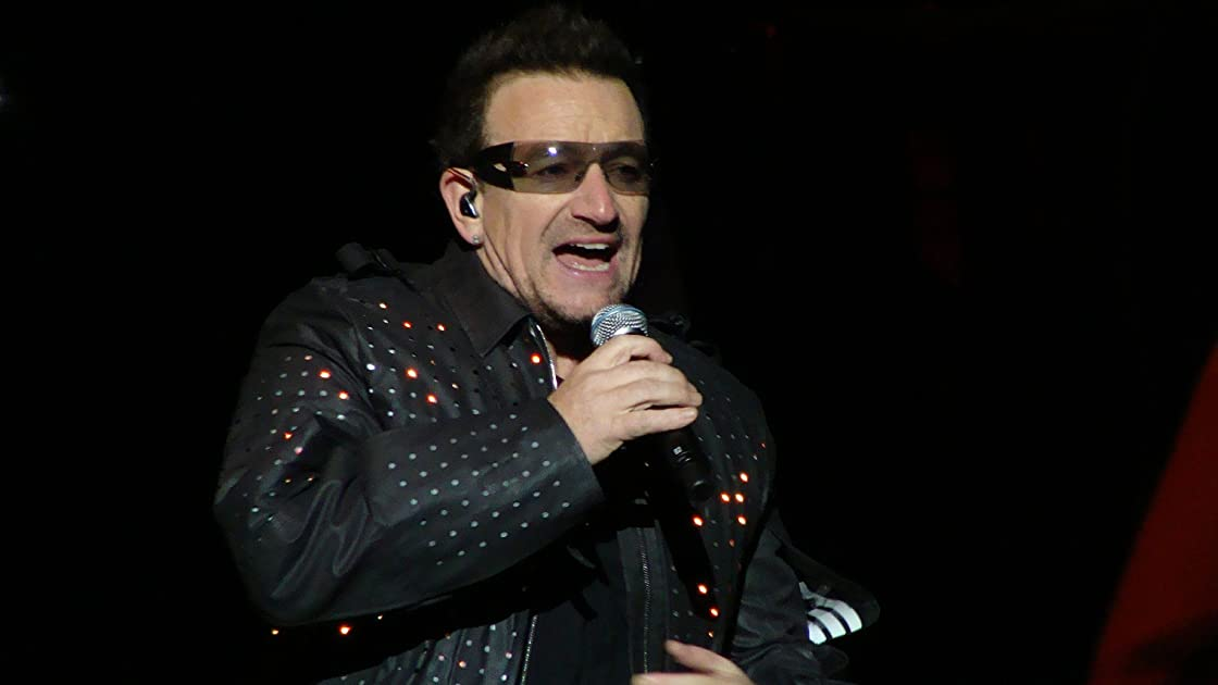 U2: A Rock Crusade on Amazon Prime Video UK